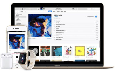Apple Music打入商場 蘋果推商業音樂服務