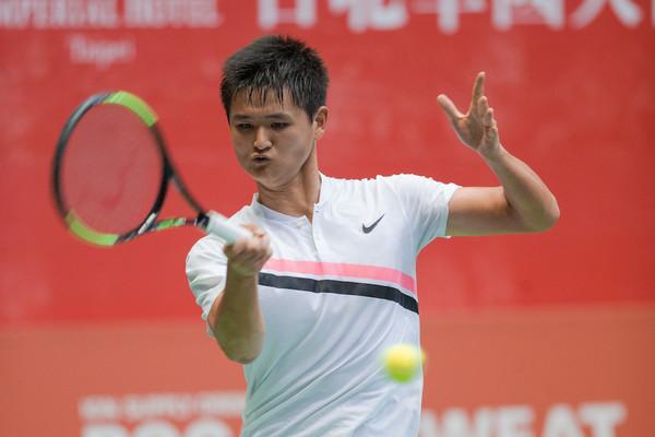 吳東霖澳網會外賽最終輪鏖戰3小時遭逆轉 無緣生涯首個大滿貫