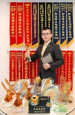 幸福滿點!永慶房屋讓他下午上班 年薪200萬買第二間房(圖/永慶房屋提供)