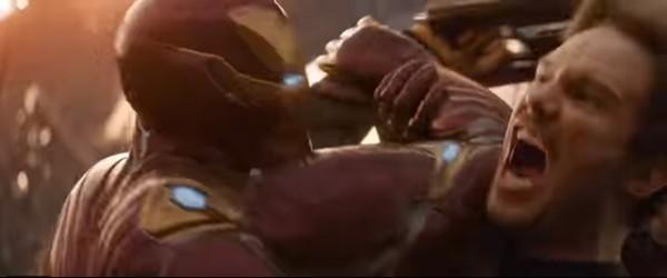 《復仇3》洩死亡角色? 新預告「關鍵1秒」星爵崩潰。(圖/翻攝自YouTube)