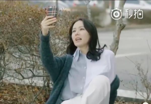 ▲▼《經常請吃飯的漂亮姐姐》第五集,丁海寅和孫藝真滾床了!(圖/翻攝自JTBC)