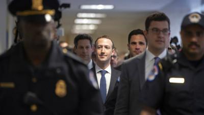皇上好矜貴!臉書祖克柏年薪「僅賺1塊錢」 保全費卻砸2億元