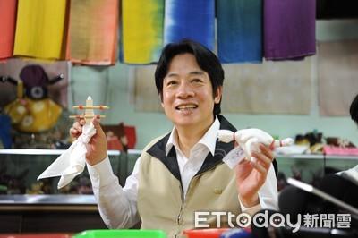 勞動節的幹話王是你? 賴清德:台灣平均月薪近5萬