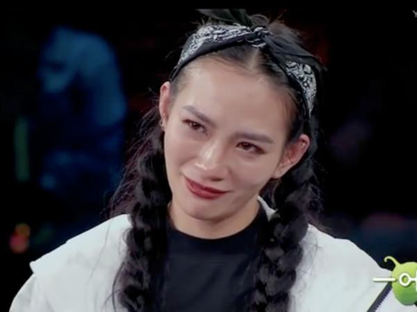 ▲大神Jawn Ha被淘汰,羅志祥含淚。(圖/優酷)