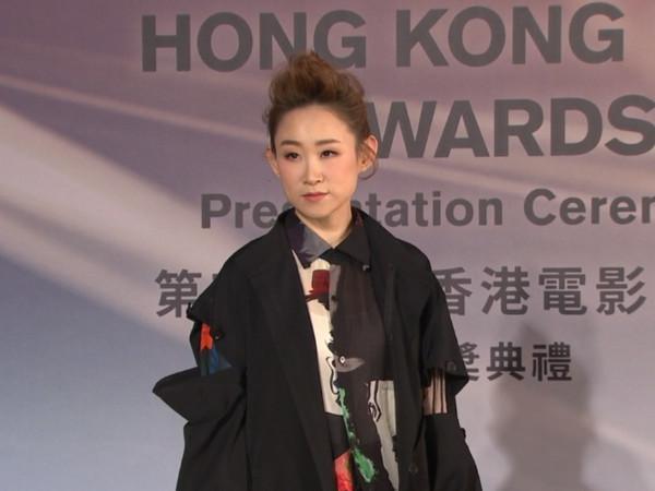 ▲▼第37屆香港電影金像獎王菀之。(圖/翻攝自TFI)
