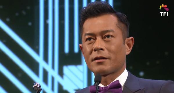 ▲▼第37屆香港電影金像獎古天樂《殺破狼‧貪狼》。(圖/翻攝自TFI)
