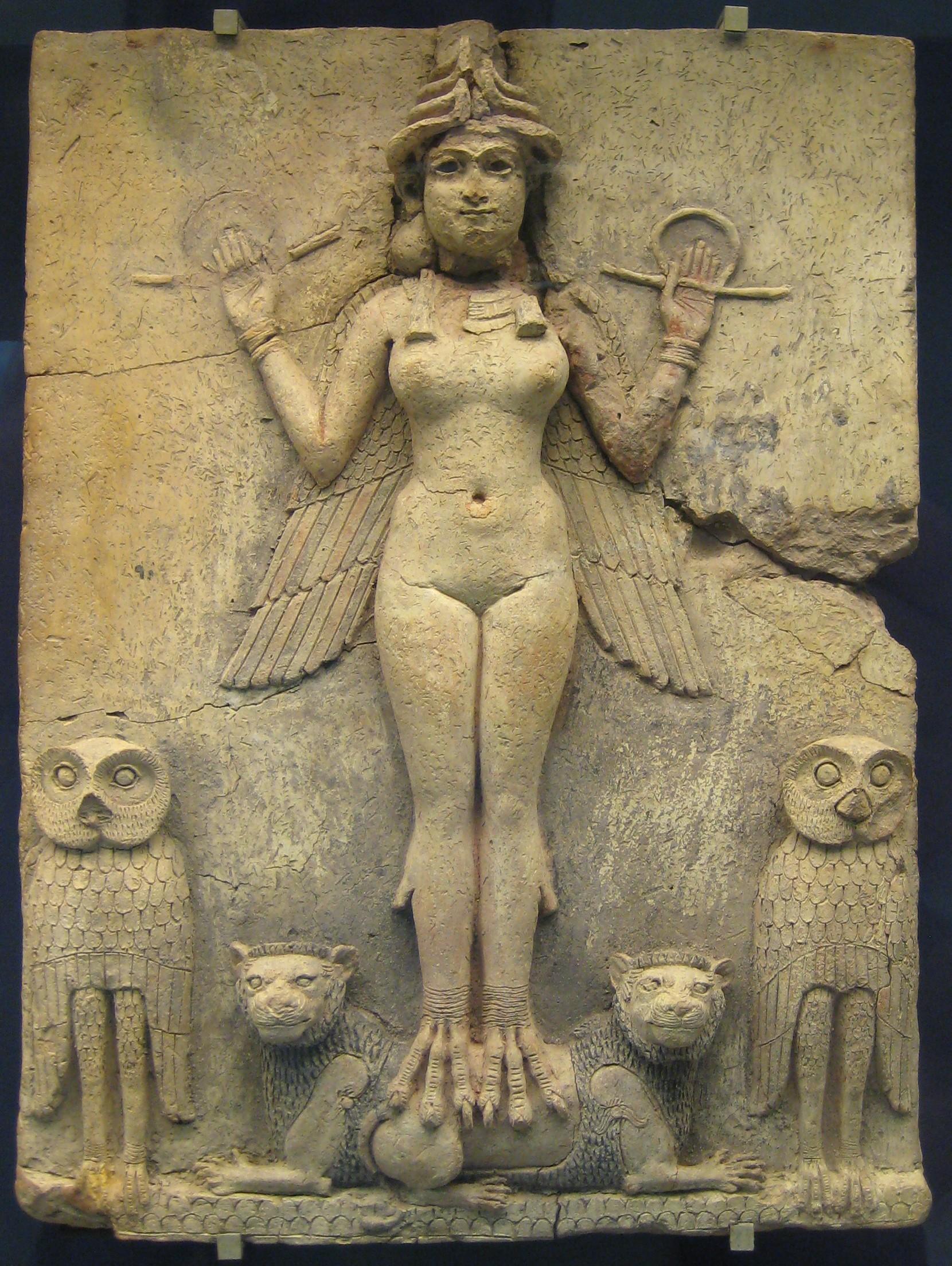 ▲▼伊西塔女神(圖/Wikipedia)