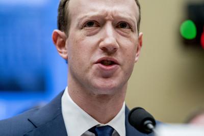 臉書CEO批抖音:審查過濾香港抗爭