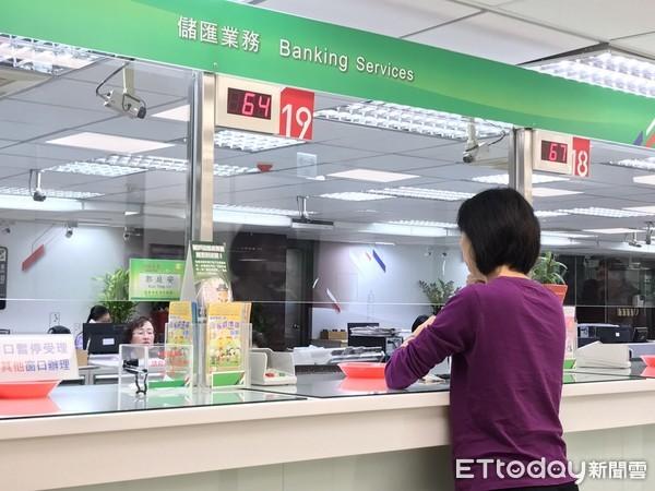 ▲▼中華郵政數位郵局啟用。(圖/記者賴文萱攝)