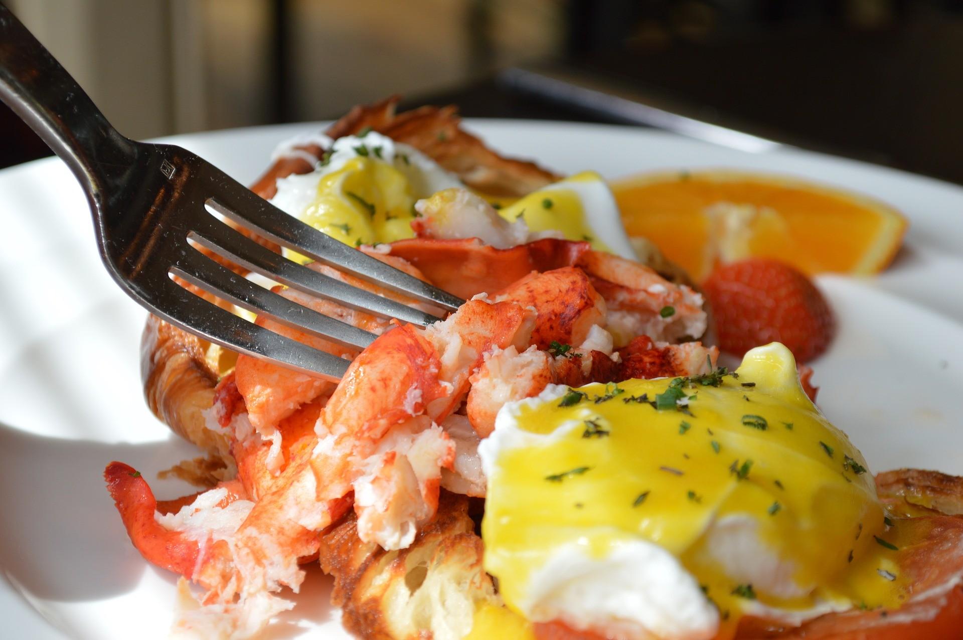 ▲雞蛋,班尼迪克蛋,水波蛋,早午餐,美食,食物,早餐。(圖/取自免費圖庫Pixabay)