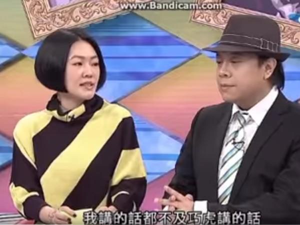 ▲小S曾因,在孩子心目中的地位惨输巧虎,让她很气恼。(图/翻摄自YouTube)