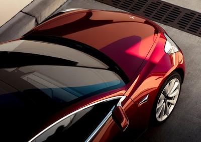 外媒公認特斯拉Model 3輪圈最醜