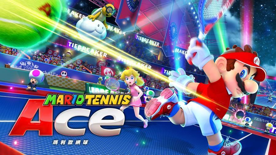 香港任天堂公布繁中版《瑪利歐球 Ace》發售日