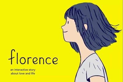 解開的謎底叫愛情❤植心系手遊《Florence》 繪本畫面美到哭