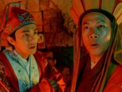 《大話西遊》唐僧首次演國片