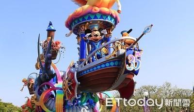 東京迪士尼35週年音樂會台灣聽得到