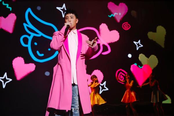 ▲潘玮柏北京演唱会             。(图/华纳提供)