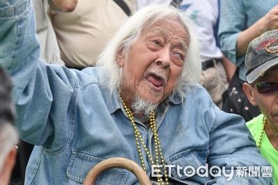 史明享嵩壽103歲 府哀悼:總統深感不捨