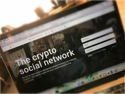 立於區塊鏈的社群平台Minds