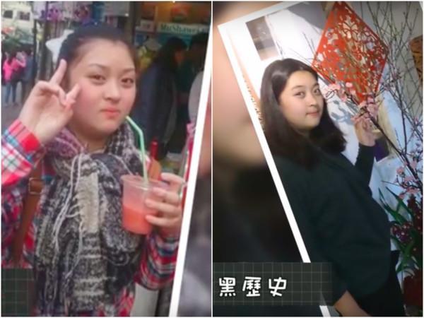 ▲《校花點點名》南華高中球球陳涵瑜。(圖/翻攝YouTube)