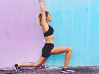 一分鐘「弓箭步」運動效果比深蹲強10倍 練習三天下腹瘦1公分