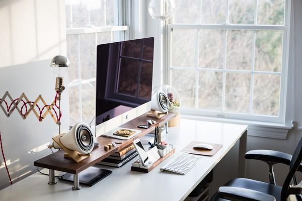 ▲從5種辦公桌型態,讀出真實個性。(圖/取自LibreStock)