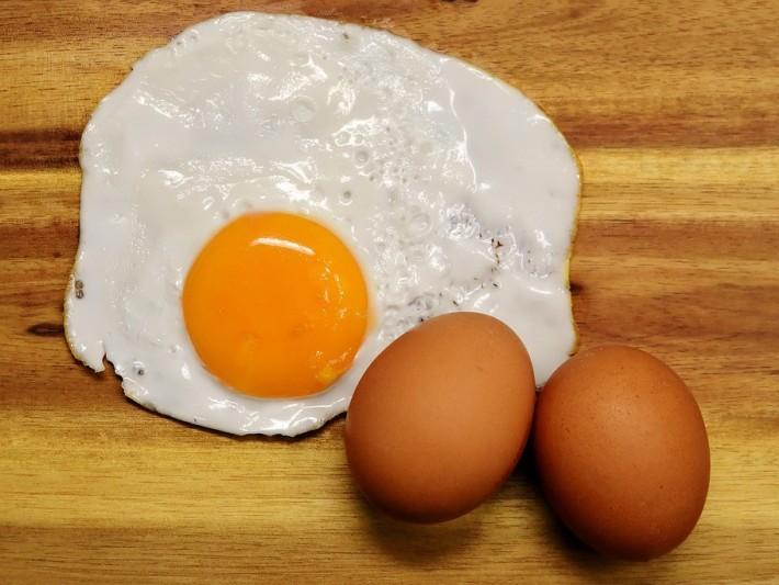 ▲雞蛋,蛋黃,膽固醇。(圖/取自免費圖庫Pixabay)
