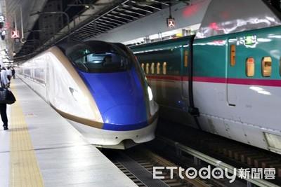 列車泡水 北陸新幹線運能剩5、6成
