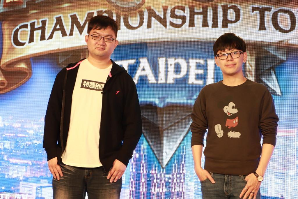 《爐石戰記》HCT回到世界冠軍台北主  台灣選手誓言冠