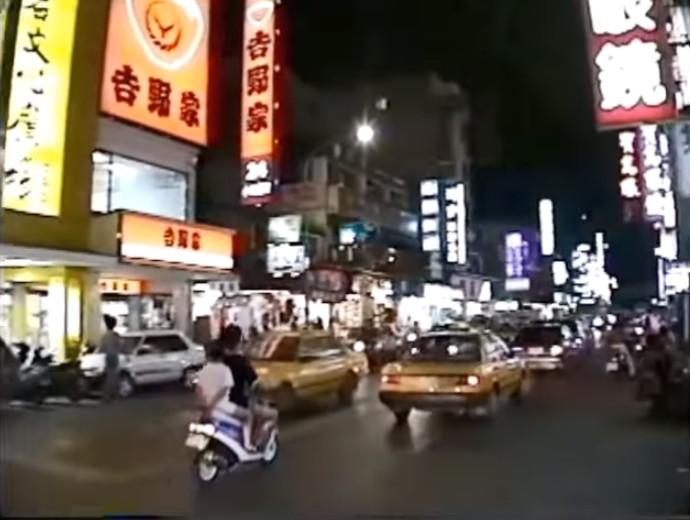 1995年台北畫面曝光!日本遊客錄影街景 台人朝聖:見證時代眼淚