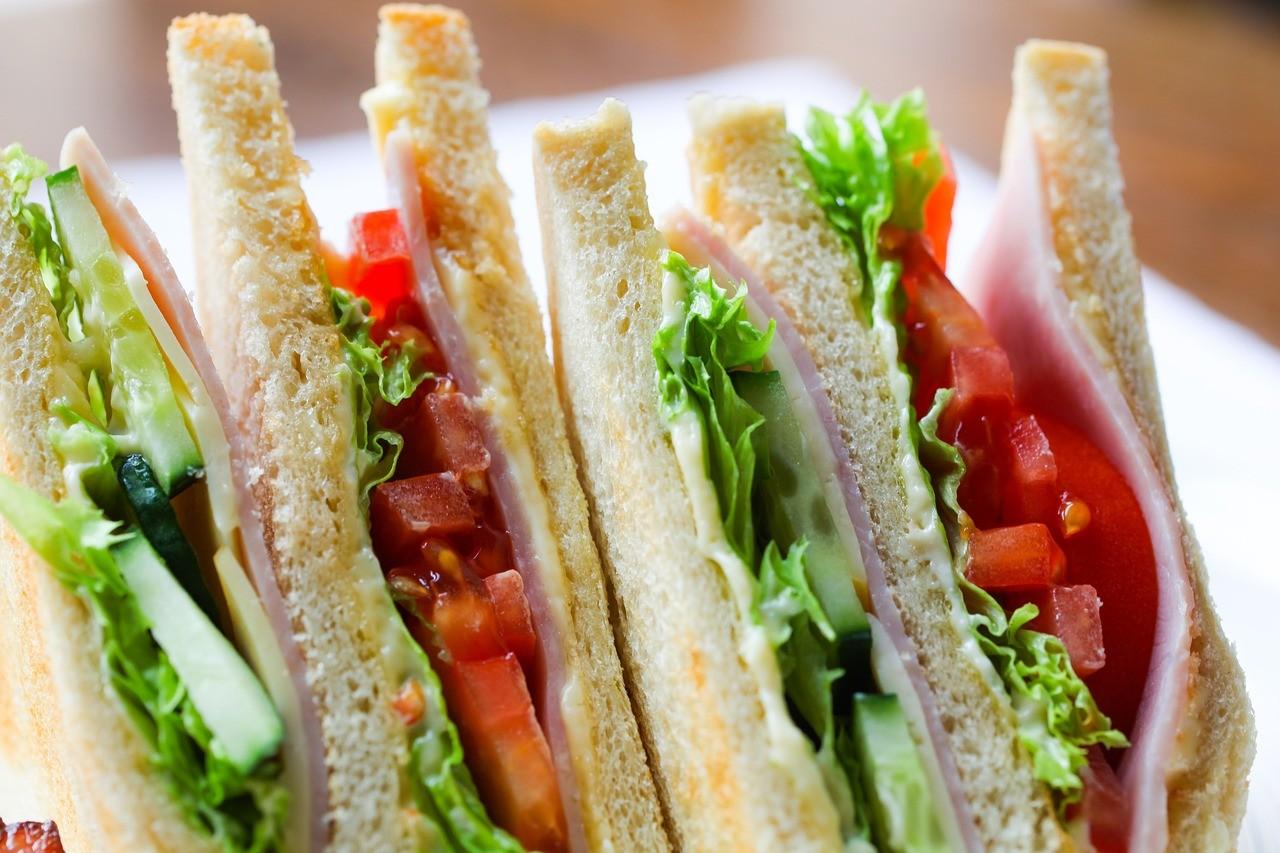 ▲吐司,三明治,早餐,生菜。(圖/翻攝自pixabay)
