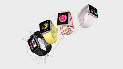 Apple Watch Series 3週五開放預購 資費方案都在這
