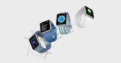 Apple Watch Series 3 LTE版本 4電信業者今天開放預購!