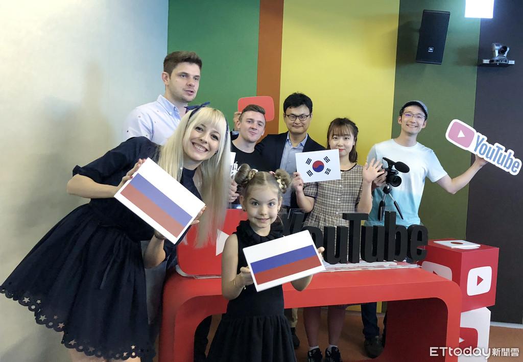 老外來台灣正夯? 美國、日本、南韓、俄羅YouTuber分享成功經驗