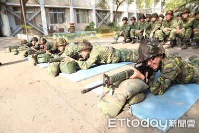 陸軍遺失20枚步槍彈 兵舍頂樓尋獲