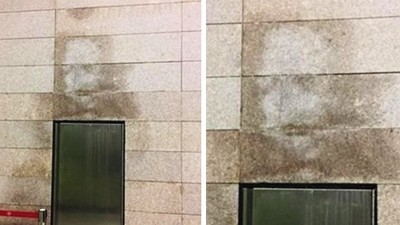 牆面漬痕是鬼臉!準媽媽「狐仙入夢」驚醒 滿月嬰臉發黑斷氣