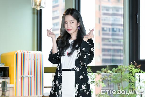 ▲▼南韓女歌手Heize聯訪。(圖/記者張一中攝)