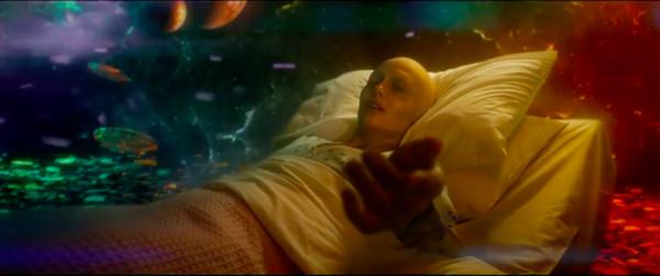 ▲▼《星際異攻隊》星爵與病榻前的母親。(圖/翻攝自YouTube)