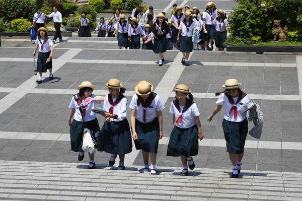中國留學日本就業。(圖/福澤 喬攝)