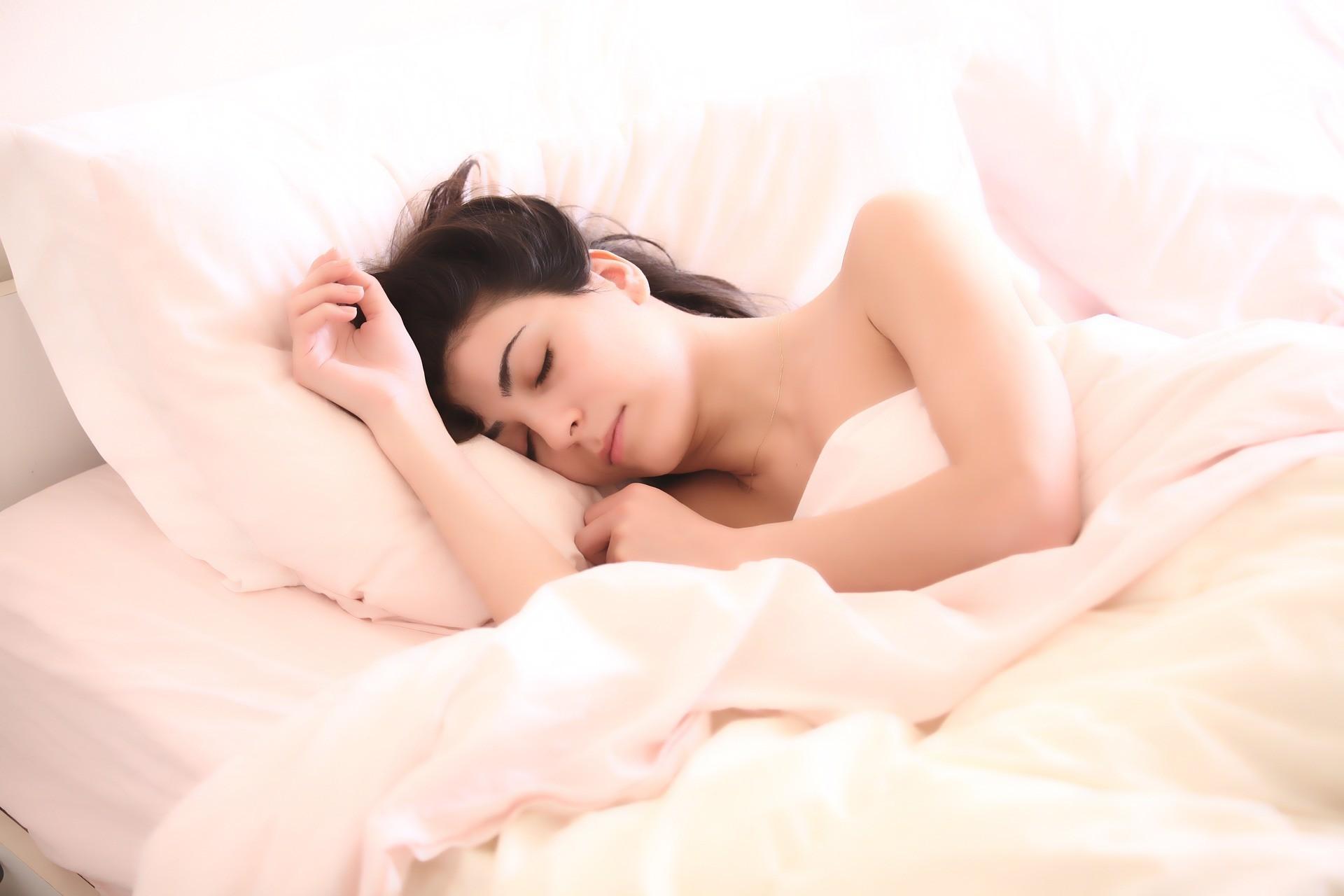 ▲▼女人,女性,睡眠,睡覺。(圖/pixabay)