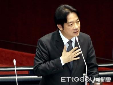 洗白幹話王?賴清德喊台灣月薪近5萬 行政院證實是真的