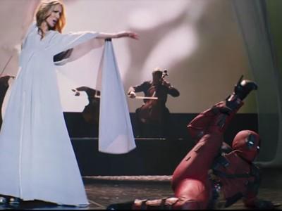 死侍怎麼又是你!亂入席琳狄翁MV跳芭蕾 糗被誤認成蜘蛛人