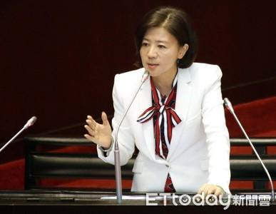 國民黨新人事案下週拍板 立委王育敏代理文傳會主委