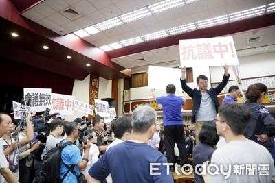 國民黨衝5立委補選跨過釋憲門檻