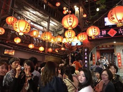 福澤喬/日本高中生的畢業旅行 最愛淡水、九份、西門町