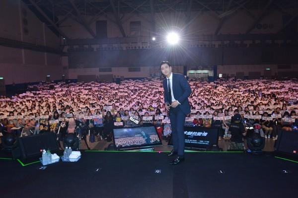 ▲▼SJ始源超有種!點名3台灣記者提問 「晚上一起吃飯」(圖/官方提供)