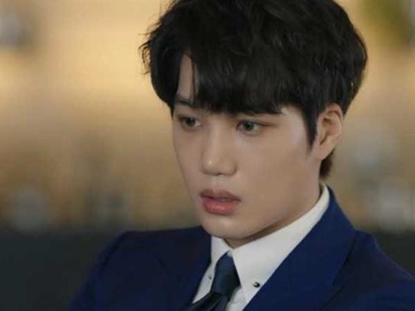 ▲KAI父親無預警過世「非常哀傷」!EXO成員全趕往靈堂。(圖/翻攝自KBS)