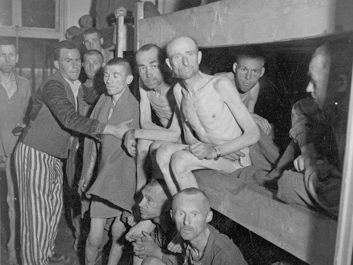 ▲▼毛特豪森集中營(圖/取自Wikipedia)