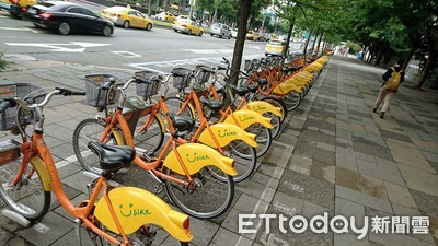 Ubike族必備! 免費登記公共自行車傷害險「政府付錢」