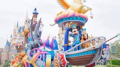 夢幻城堡婚禮不是夢!迪士尼「平民版包場」3000元就能獨享設施